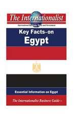 Key Facts on Egypt
