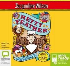 Wilson, J: Hetty Feather