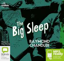 Chandler, R: The Big Sleep