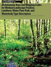Dichotomous Keys and Mapping Codes for Wetland Landscape Position, Landform, Water Flow Path, and Waterbody Type Descriptors
