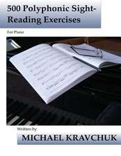 500 Polyphonic Sight-Reading Exercises