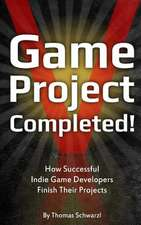 Game Project Completed
