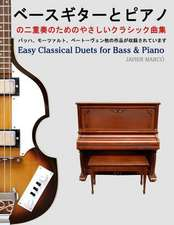 Easy Classical Duets for Bass & Piano
