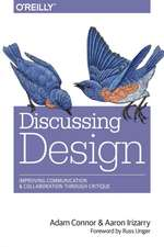 Discussing Design