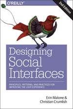 Designing Social Interfaces, 2e