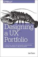 Designing a UX Portfolio