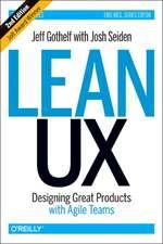 Lean UX, 2e