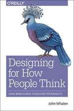 Designing for How People Think