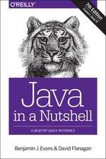 Java in a Nutshell 7e