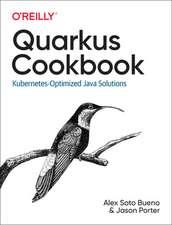 Quarkus Cookbook