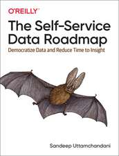 The Self–Service Data Roadmap
