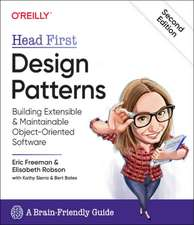 Head First Design Patterns, 2E