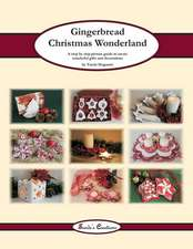 Gingerbread Christmas Wonderland