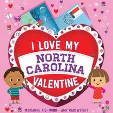 I Love My North Carolina Valentine