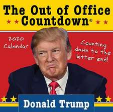 DONALD TRUMP OUT OF OFFICE COUNTDOWN BOX