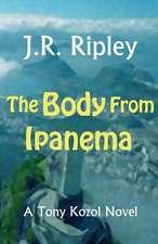 Body from Ipanema