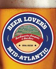 Beer Lover's Mid-Atlantic
