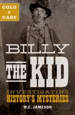 BILLY THE KID INVESTIGATIONS