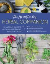 Homesteader's Herbal Companion