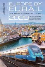 EUROPE BY EURAIL 2019 TOURING