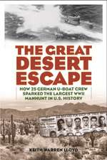 GREAT DESERT ESCAPE
