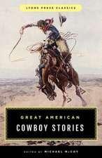 GREAT AMERICAN COWBOY STORIES
