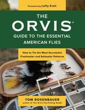 Orvis Guide to the Essential American Flies