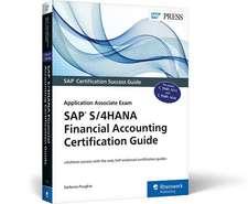 Pougkas, S: SAP S/4HANA Financial Accounting Certification