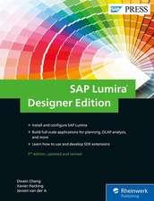 SAP Lumira, Designer Edition