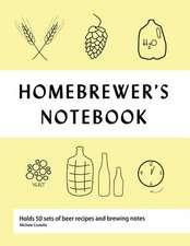 Homebrewer's Notebook