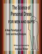 The Science of Personal Dress for Men and Boys