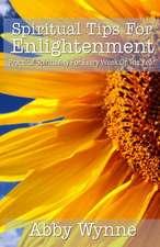Spiritual Tips for Enlightenment