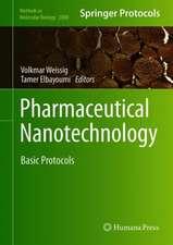 Pharmaceutical Nanotechnology: Basic Protocols