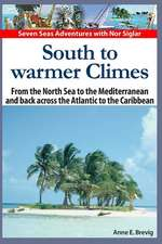 South to Warmer Climes
