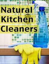 Natural Kitchen Cleaners