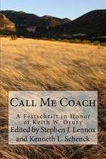 Call Me Coach