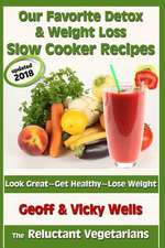 Our Favorite Detox & Weight Loss Slow Cooker Recipes