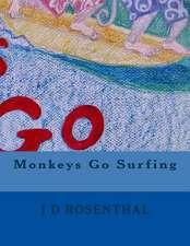 Monkeys Go Surfing