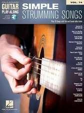 Simple Strumming Songs
