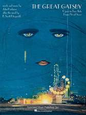 The Great Gatsby Vocal Score