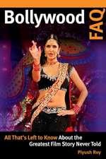 Bollywood FAQ