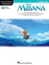 Moana: Violin