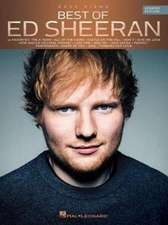 Best Of Ed Sheeran -Updated Edition- (Easy Piano Book)