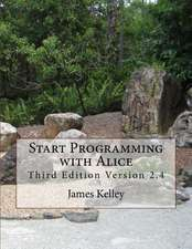 Start Programming with Alice