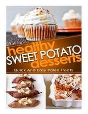 Healthy Sweet Potato Desserts