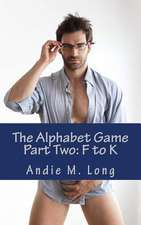 The Alphabet Game - Part Two