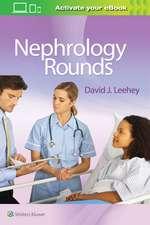 Nephrology Rounds
