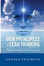 OEM Principles of Lean Thinking 2nd Ed.