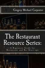 The Restaurant Resource Series