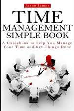 Time Management Simple Book
